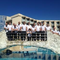 Trainingslager Istrien 2013