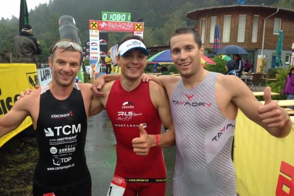 Sulmsee Triathlon 2014 Sprint Sieger