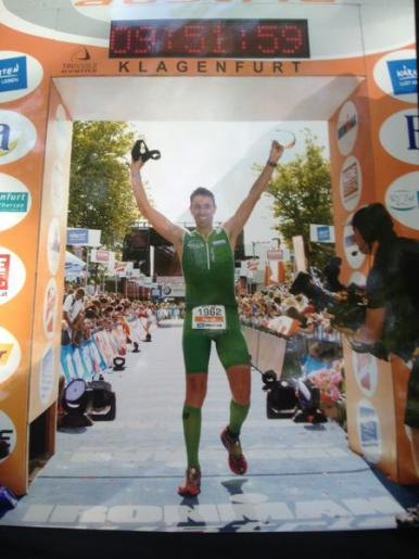 Harald Schlögl - 15. Ironman Klagenfurt