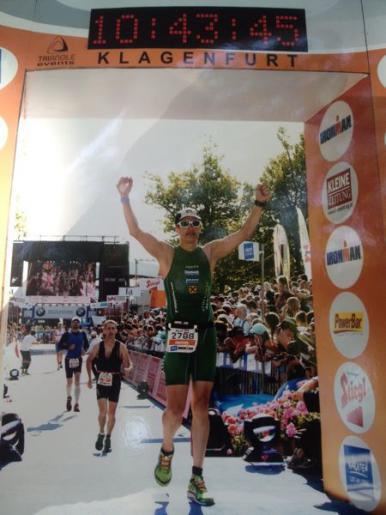 Hannes Dorner - 15. Ironman Klagenfurt
