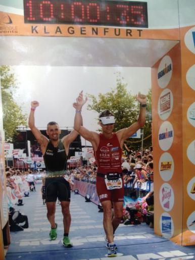 Rudi Wilfling - 15. Ironman Klagenfurt