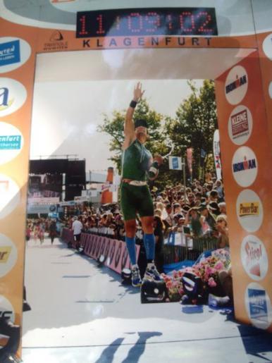 Rudi Bayer - 15. Ironman Klagenfurt