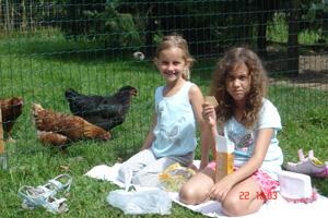 Urlaub am Bauernhof - ein Paradies für Kinder