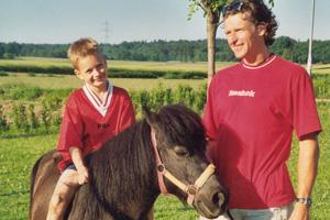 Urlaub am Bauernhof - Ponny Lisa