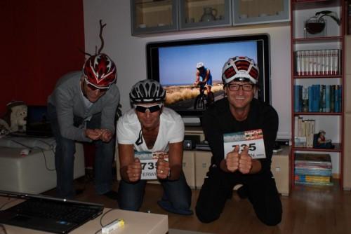 fans biking
