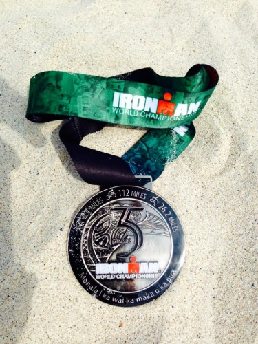 finisher médaille